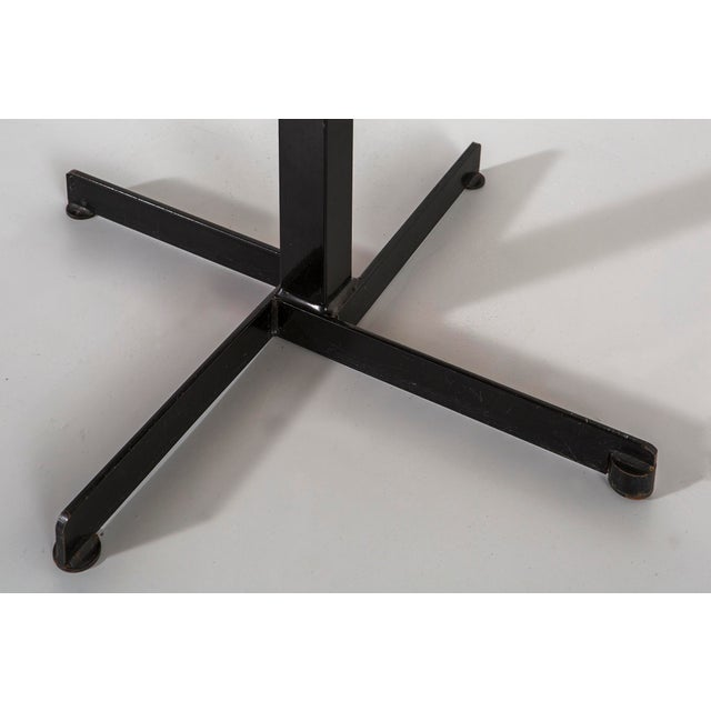 1960s Les Arcs Pentagonal Table by Charlotte Perriand For Sale - Image 5 of 9