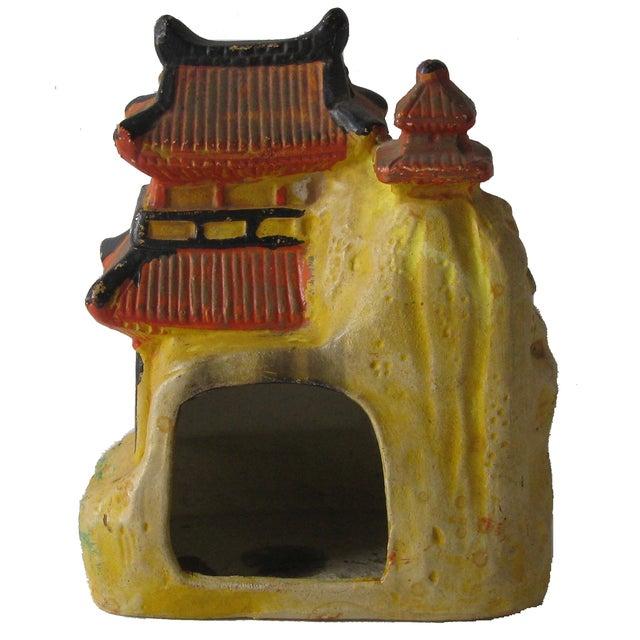 Vintage Pagoda Incense Burner - Image 4 of 5