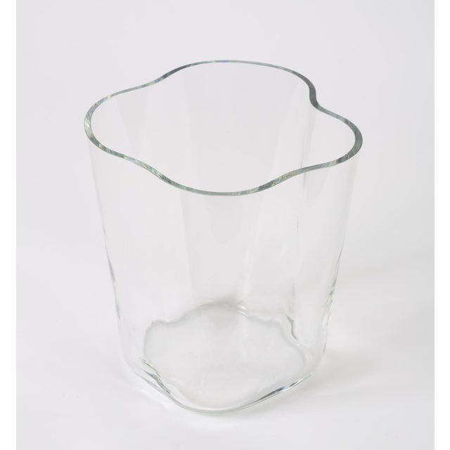Tall Vase by Alvar Aalto for Iittala For Sale In Los Angeles - Image 6 of 10