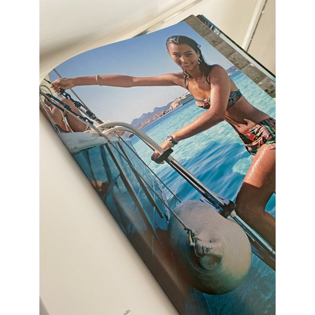"Slim Aarons ""Slim Aarons a Place in the Sun"" First Edition Printing Book For Sale - Image 4 of 5"