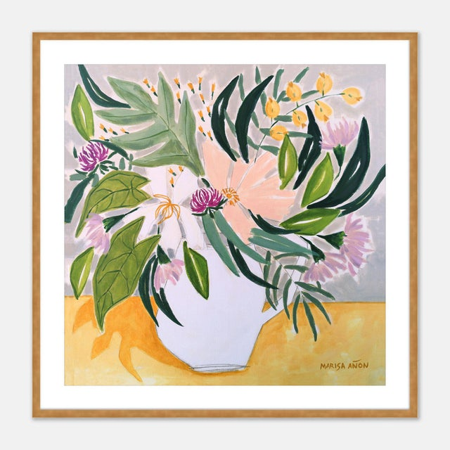 Paper Still Life Gallery Wall, Set of 2 For Sale - Image 7 of 8