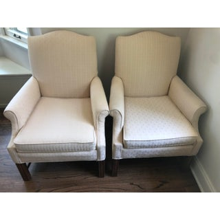 1960s Vintage Fairfield Upholstered Chairs- A Pair Preview