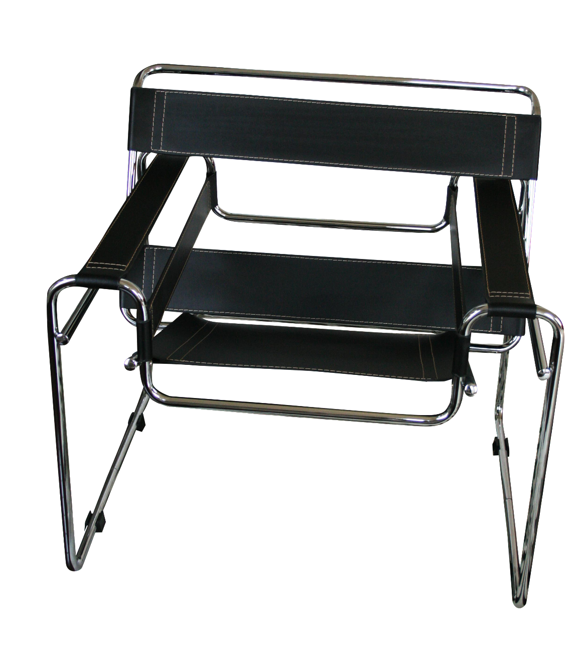 Marcel Breuer Wassily Chair Reproduction   3 Avail   Image 1 Of 3