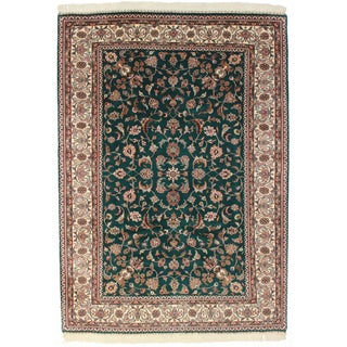 RugsinDallas Indian Rug, Persian Pattern - 6′1″ × 8′5″ For Sale