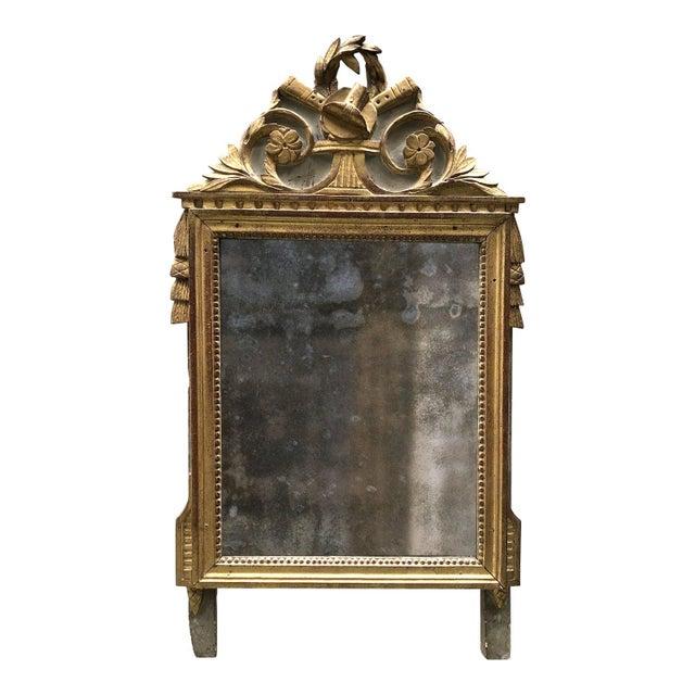 Louis XVI Mirror, 18th Century For Sale - Image 6 of 9