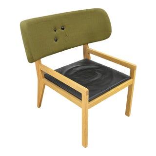 Cartoon Chair in Oak by Gamfratesi #1