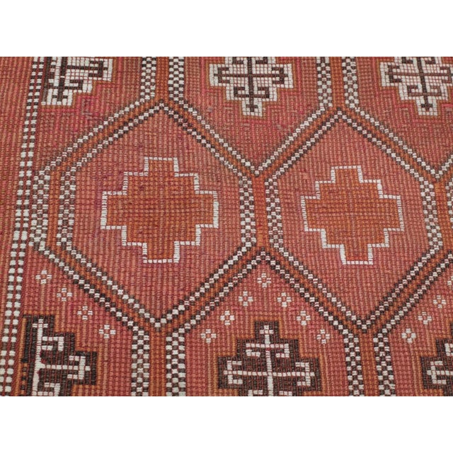 """""""Zili"""" Kilim For Sale In New York - Image 6 of 7"""