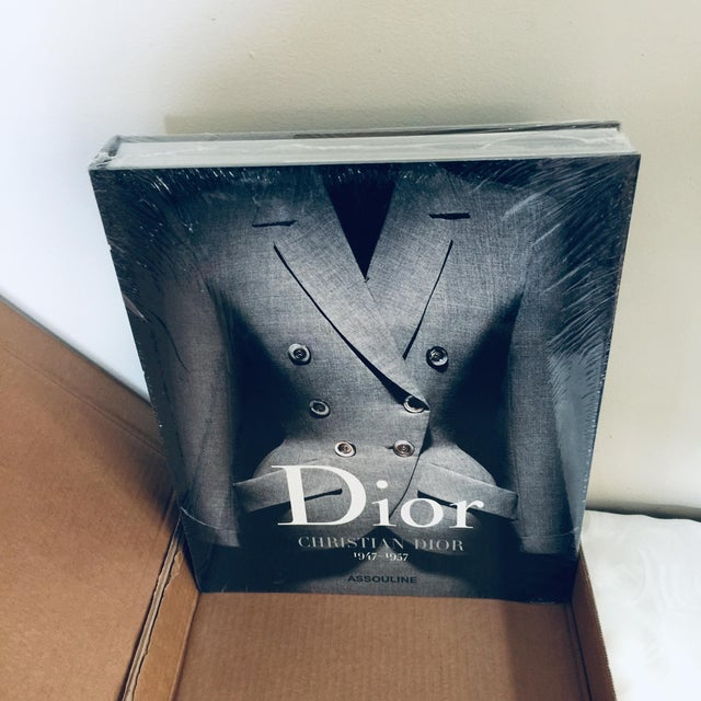 Early 21st Century Dior Christian Dior 1947-1957 Coffee Table Book For Sale - Image 5 of 6