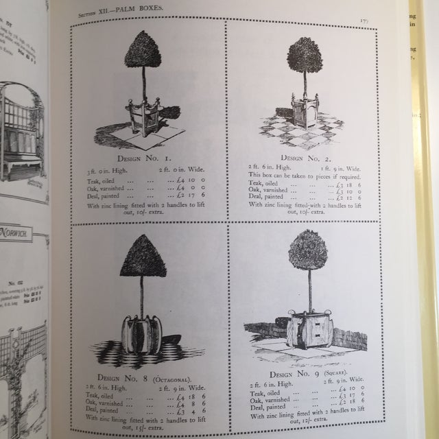 """1995 """"The Victorian Garden Catalogue"""" Book For Sale - Image 10 of 11"""