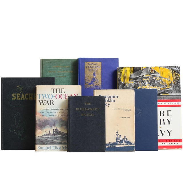 U.S. Navy Library - Set of 15 - Image 2 of 2