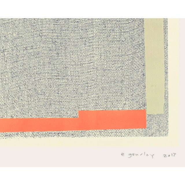 Monotype on paper Edition: Unique, Unframed. Elizabeth Gourlay uses a wide range of mediasuch as oil, flashe, acrylic, ink...