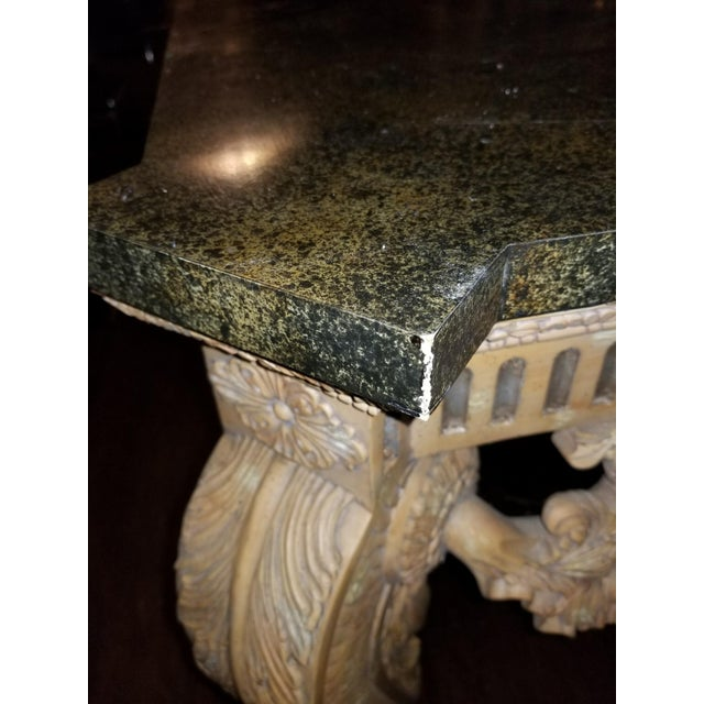 Maitland-Smith Vintage Console Table For Sale In Atlanta - Image 6 of 11