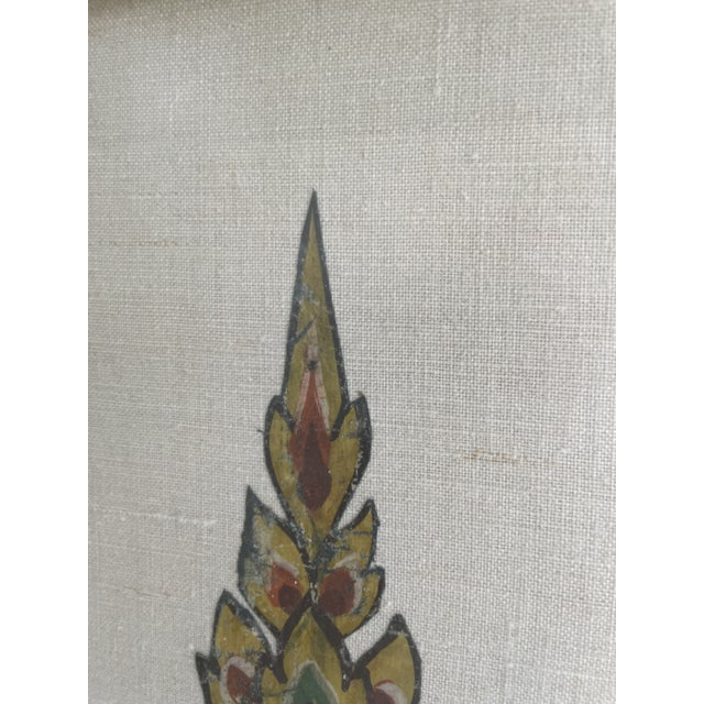 Textile 20th Century Indonesian Textile Art For Sale - Image 7 of 10