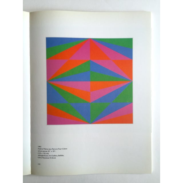 "Abstract "" Max Bill "" Rare Vintage 1974 Lmtd 1st Edtn Iconic Museum Exhibition Catalogue Modernist Collector's Book For Sale - Image 3 of 13"