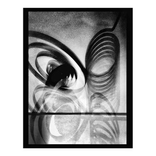"""Contemporary Black & White Photography Print """"Prismatic #16"""" For Sale"""