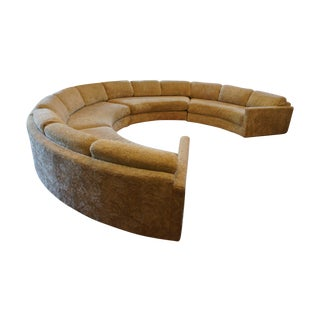 Adrian Pearsall for Craft Assoc. Sectional Sofa