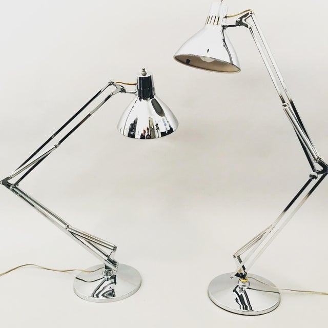 Pair of Luxo Norway Lamps For Sale In New York - Image 6 of 9