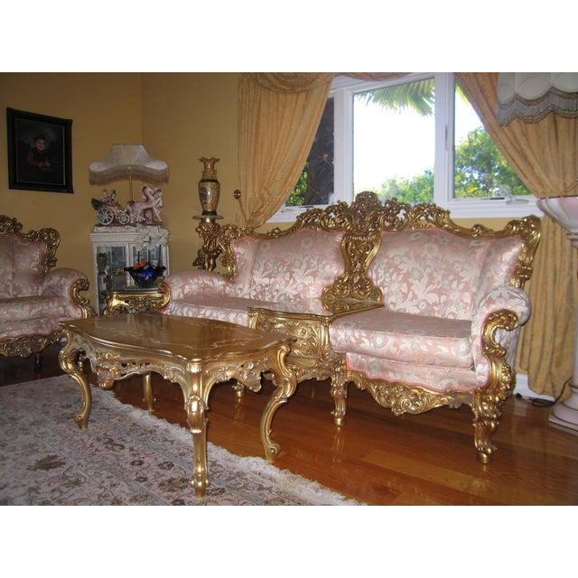 Italian Living Room Furniture Set by Silik