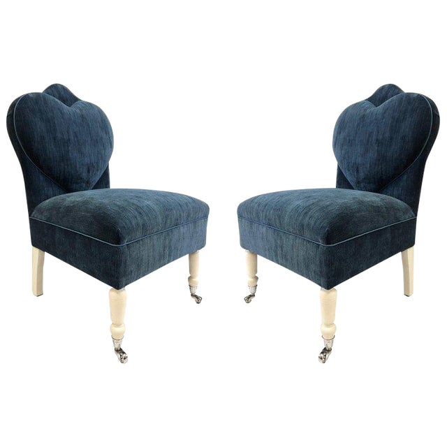 Pair of Flavor Custom Design Lounge Chairs For Sale - Image 12 of 12
