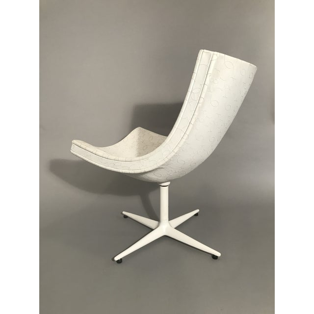 Contemporary Y's Mickey Swivel Chair For Sale - Image 3 of 7