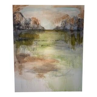 Todd Alexander Oil Landscape Painting For Sale