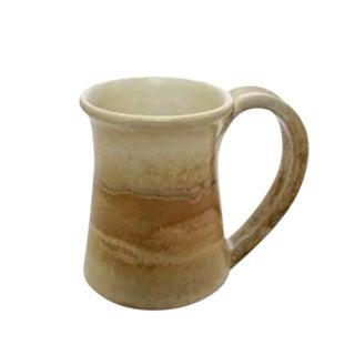 Southwestern Beige Ceramic Mug For Sale