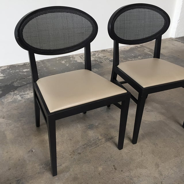 Andreu World Zarina Dining Chairs - Set of 6 - Image 3 of 4