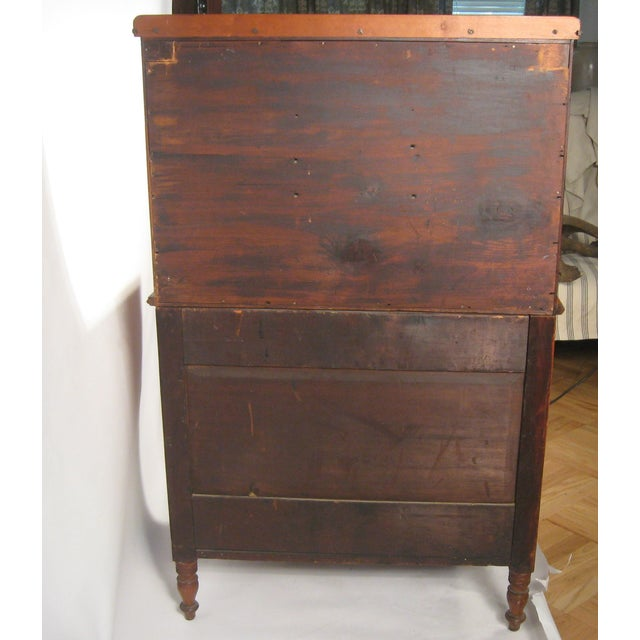 Diminutive Federal Secretary Desk - Image 6 of 6