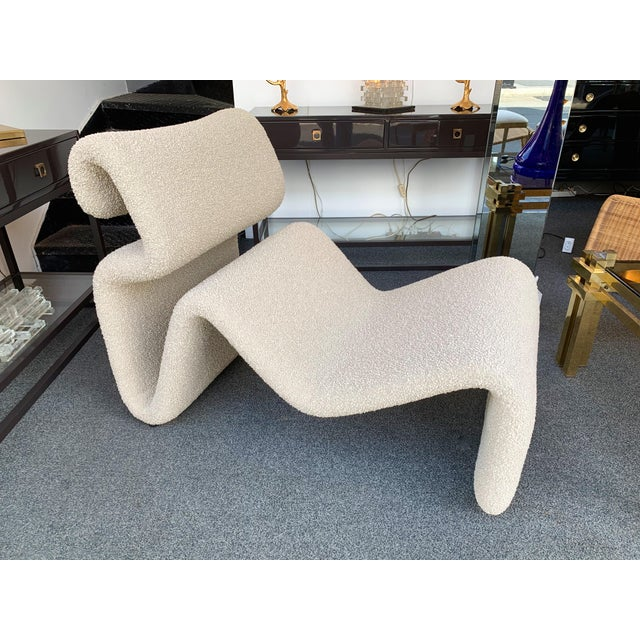 Etcetera Lounge Armchair by Jan Ekselius, Sweden, 1970s For Sale - Image 10 of 11