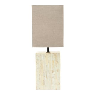Inglewood Lamp in White For Sale