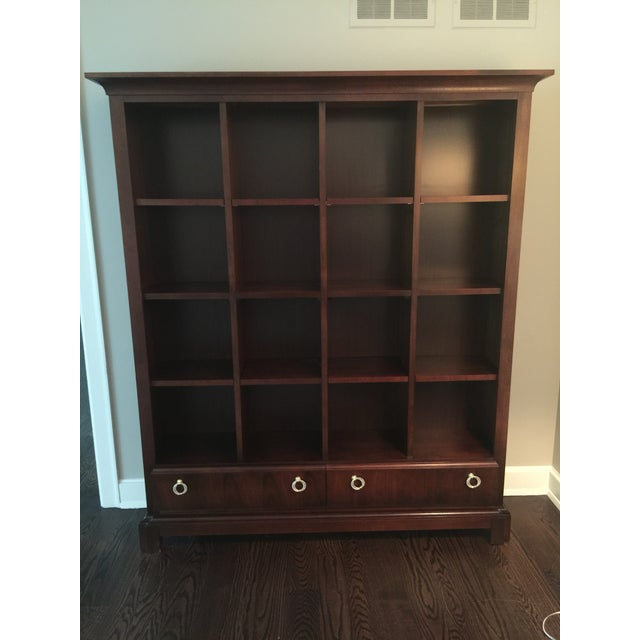 Stanley Furniture Bookshelf - Image 3 of 4