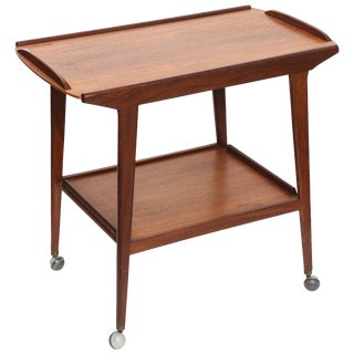 Teak Bar/Tea Cart by Remploy, Usa, 1960s For Sale
