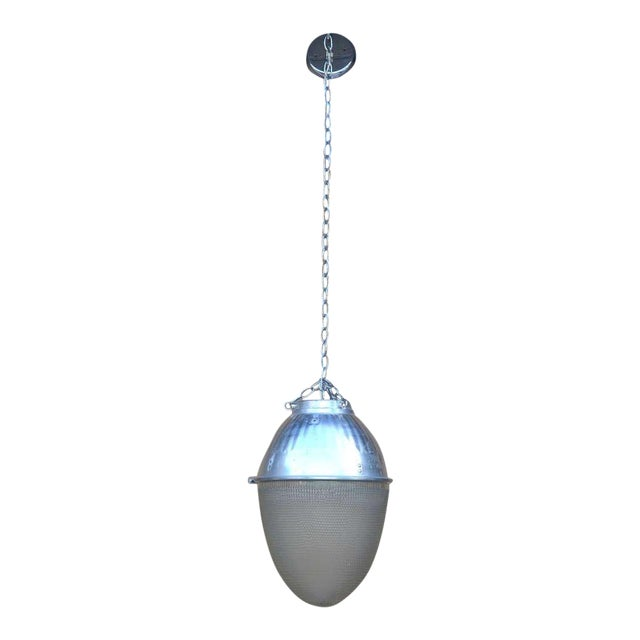 Single Hanging Pendant Industrial Street Light For Sale