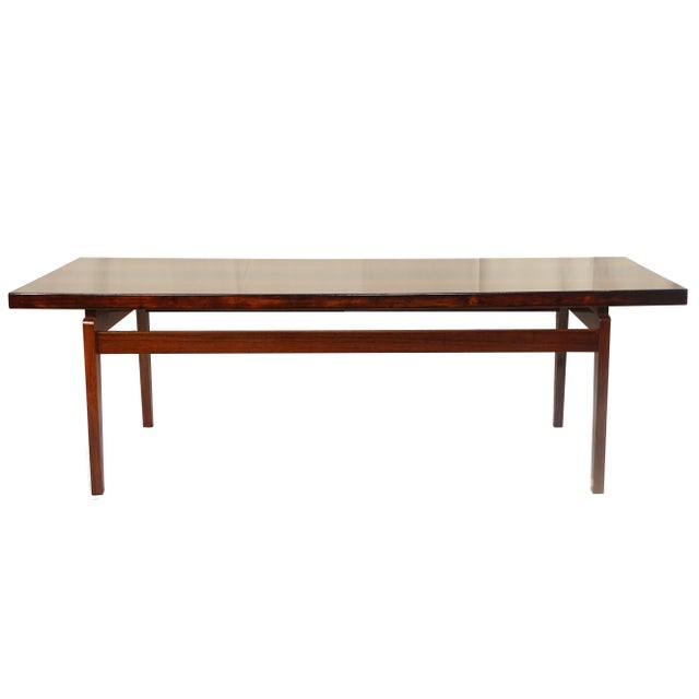 Vintage Danish Rosewood Coffee Table - Image 2 of 8
