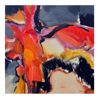 Sunset Glow by Marie Sarni For Sale