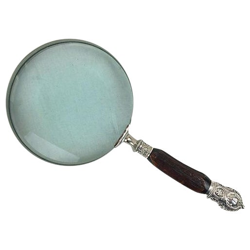 Antler & Sterling Magnifying Glass - Image 1 of 3