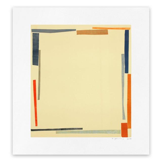 "Elizabeth Gourlay Elizabeth Gourlay ""Tromba 3"", Print For Sale - Image 4 of 4"