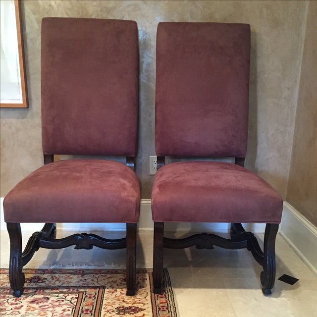 Dining Chairs - Set of 8 - Image 2 of 7