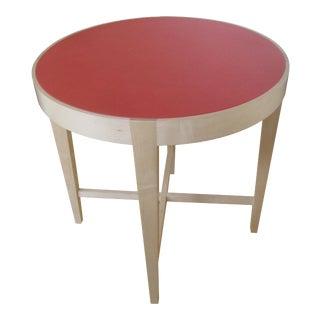 Maxine Snider Inc. Varenne Side Table For Sale