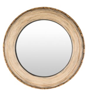 Surya Woodlands Wall Mirror