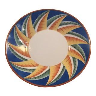Lalique Porcelain Saucer