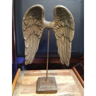 Wings Sculpture Preview