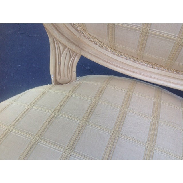 Louis XVI Style Chairs - A Pair - Image 6 of 7