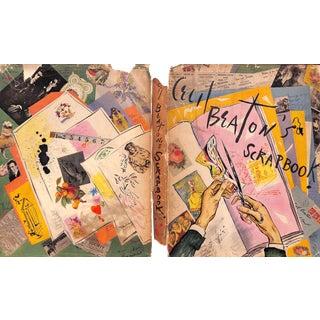 Cecil Beaton's Scrapbook For Sale
