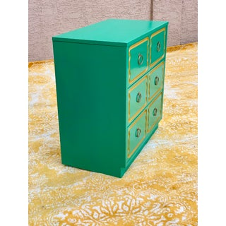 Vintage Mid Century Dorothy Draper Style Three Drawer Chest Preview