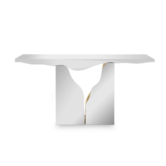 Contemporary Lapiaz Console For Sale - Image 3 of 5
