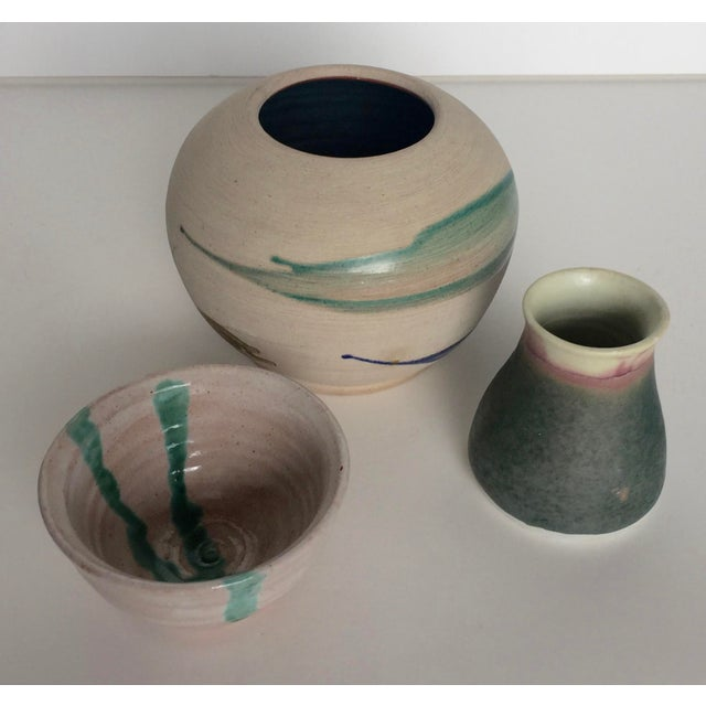 Artistic Signed Pottery - 3 - Image 2 of 10