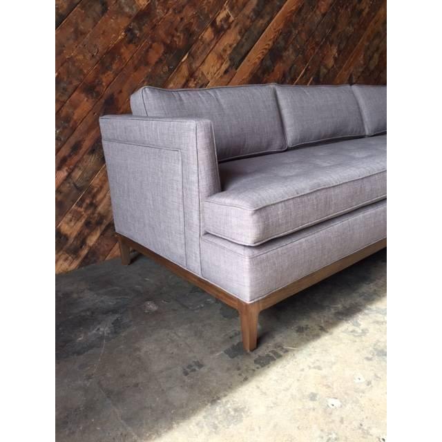 Mid Century Style Sofa: Mid-Century Style Custom Sofa