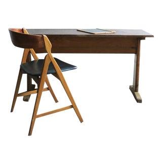 Mid-Century Modern Worktable