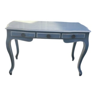 Painted French Style Desk